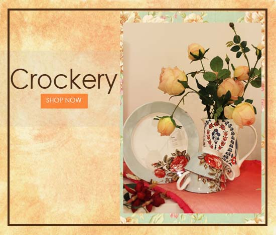 crockery copy