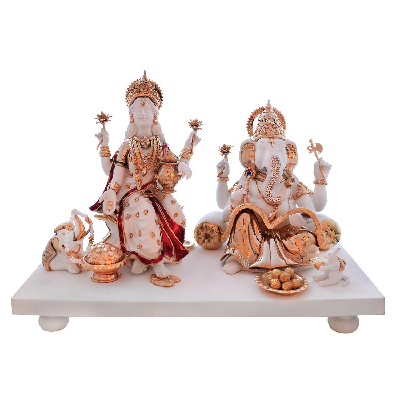 ganesha and parvati