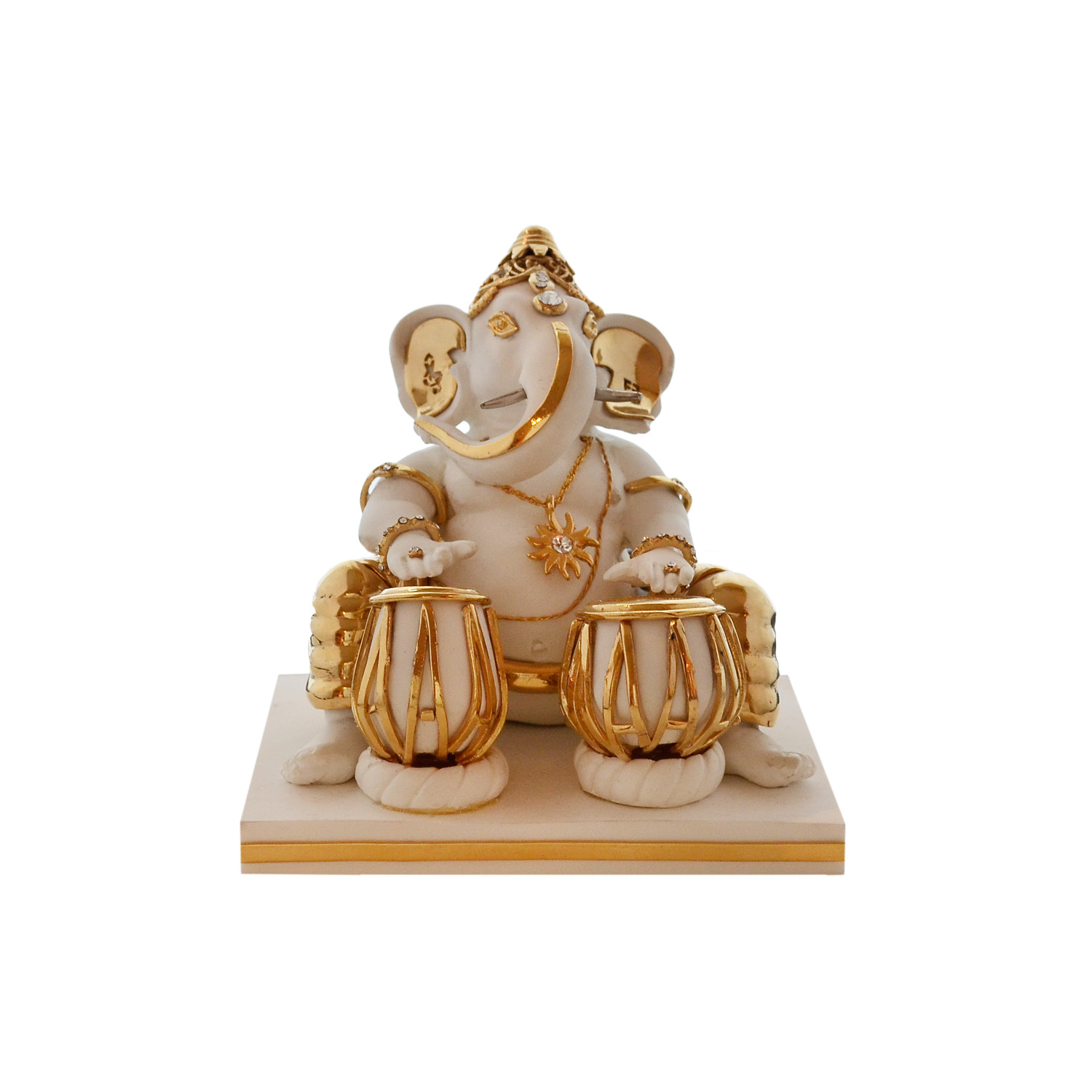 ganesha with tabla