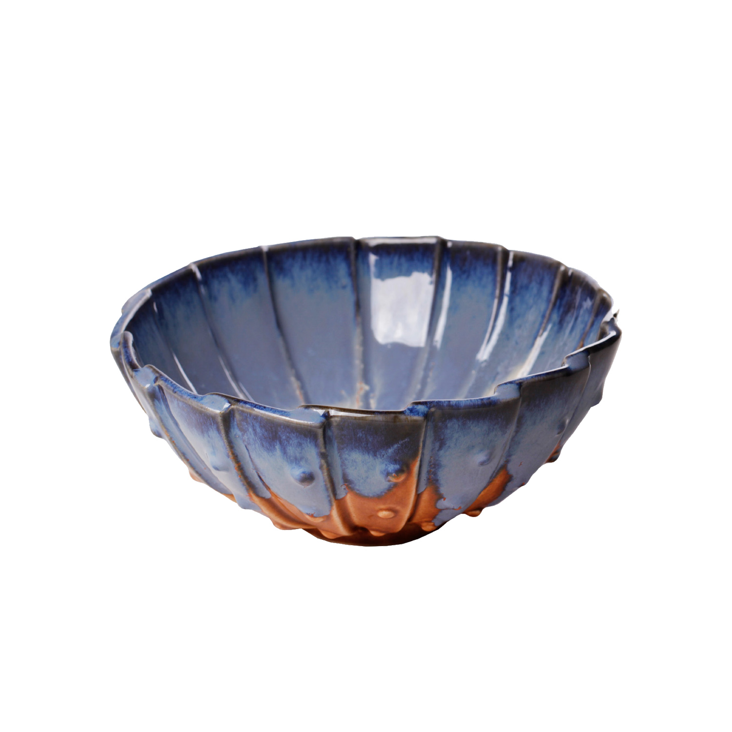 blue bowl medium
