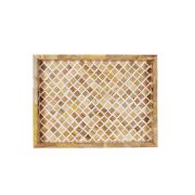 mother of pearl small tray