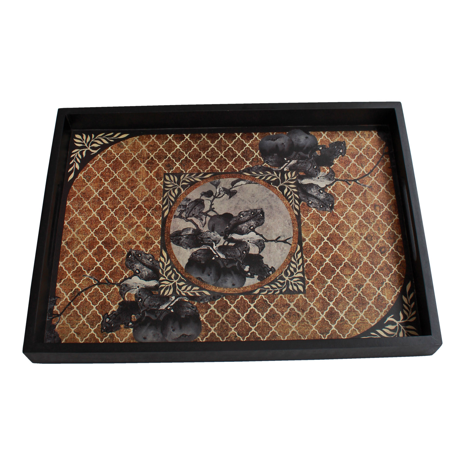 Afreen tray brown_02