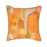 songs of summer cushion yellow
